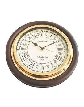 Antiques Clock Vintage