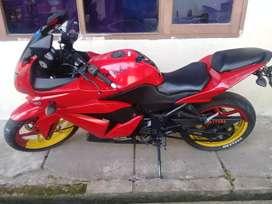 Dijual motor kawasaki N250