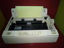Printer dotmatrix epson lx 300
