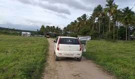 DTCP approved, East facing Plot near Pollachi, Udamalpet highways