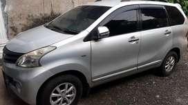 Dijual Second Mobil Toyota Avanza 2013 Manual Rp 120.000.000 Nego