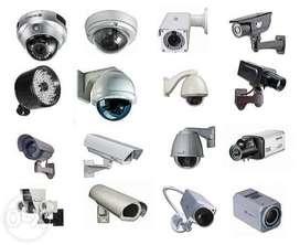 PAKET CCTV GLENZ 5MP 2560P 4 CH FULL HD KOMPLIT TINGGAL PASANG
