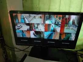 CCTV 8 channel murah meriah