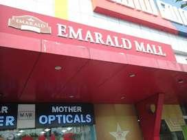 Fully FURNISHED @ Emarald Mall, Near Big Bazar, Mavoor Road Calicut