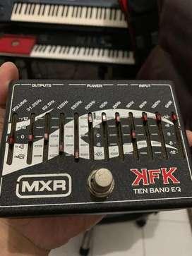MXR KFK 10 Bend EQ