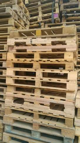Used Pallets available