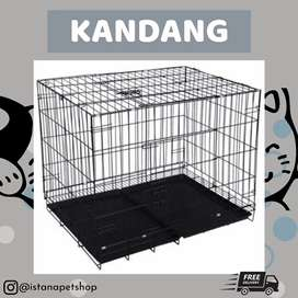 Kandang Kucing Uk 70