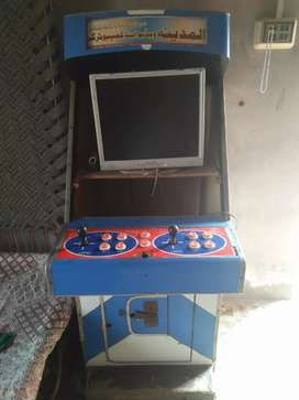 This is token machines and video games