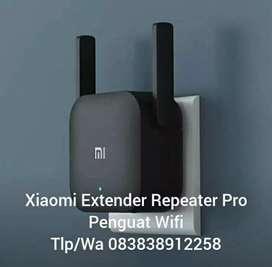 Penguat Sinyal Wifi Xiaomi Pro Extender Repeater