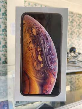 Iphone 10S gold 64gb baru inter bisa kredit DP/bunga 0% bisa tt