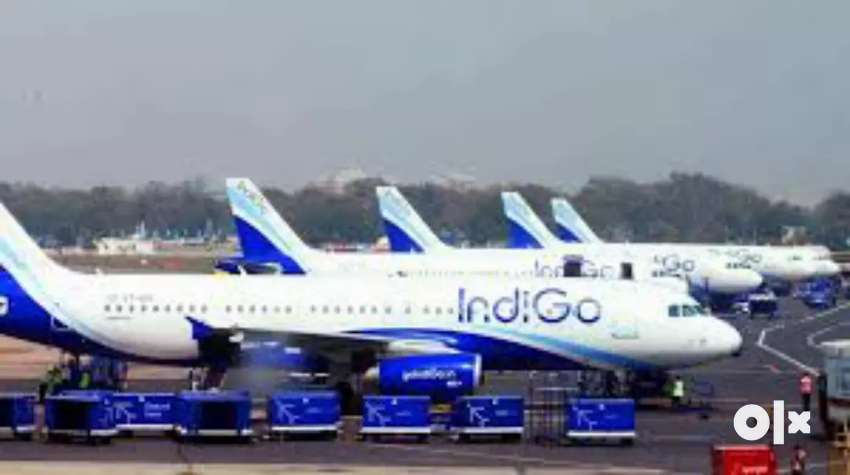 Hiring for ground staff limited seats 0