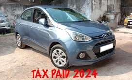 Hyundai Xcent S 1.2 (O), 2014, Petrol