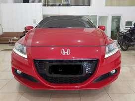 Honda CR-Z Hybrid 2014 Matic - Unit Terawat, Super Menarik, Km rendah