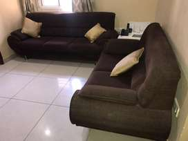 5seater (3+2) sofa for resale