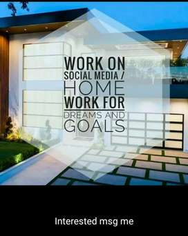 Work from home opportunity for all