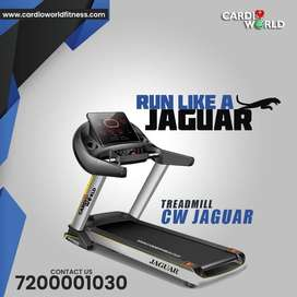 New year offer on SEMI-COMMERCIAL Treadmill with 150 kg user weight