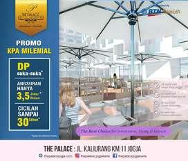 Yogyakarta 0310 ! Apartemen The Palace view bagus dekat gunung merapi