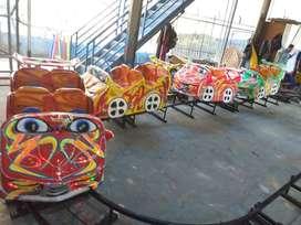mini coaster kereta rel naik turun perahu sepeda air bebek DCN