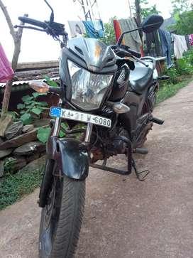 Honda. Trigger