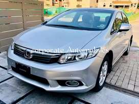 Honda Civic 2014 corporate Automobiles Pvt LTD