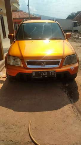 Honda CRV A/T th2000