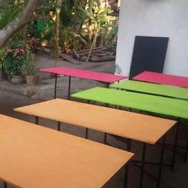Meja lipat bazar mejanya pedagang