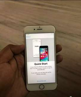 6s good conditIPhoneion and warranty