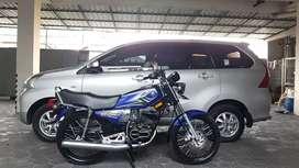 Rx King 2004 Asli biru ex polisi faktur pembelian komplit