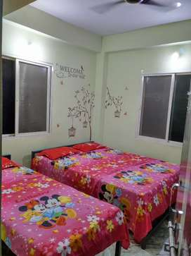 1/2/3 bed well furnished shared room at uppal.For working professional