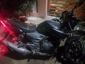 I want to sell my tvs Apache rtr 160