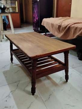 Good condition Teak wood Center/Coffee table