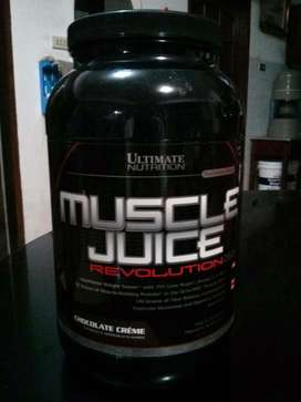Ultimate Muscle Juice Revolution 2600 isi 4.69 Lbs / lb gainer mj revo