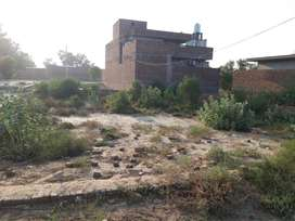 Residential plot For Sale Kabirwala Officer  Colony