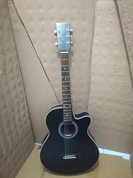 gitar baru cocok buat pemula kualitas dewa free softcase