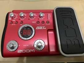 Efek Bass Zoom B2.1 U like new