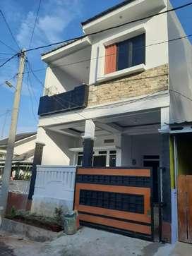Rumah  megah murah minimalis cibubur bogor jawa barat