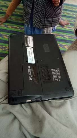 Vip notebook laptop 2gb ram 320 hard  Condition 10/10Urgent sale