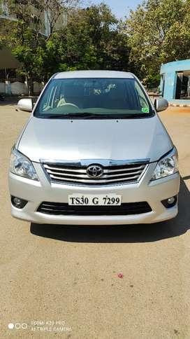 Toyota Innova 2012 Diesel 103800 Km Driven