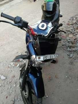 Bajaj vikrant 150cc blue colour ...