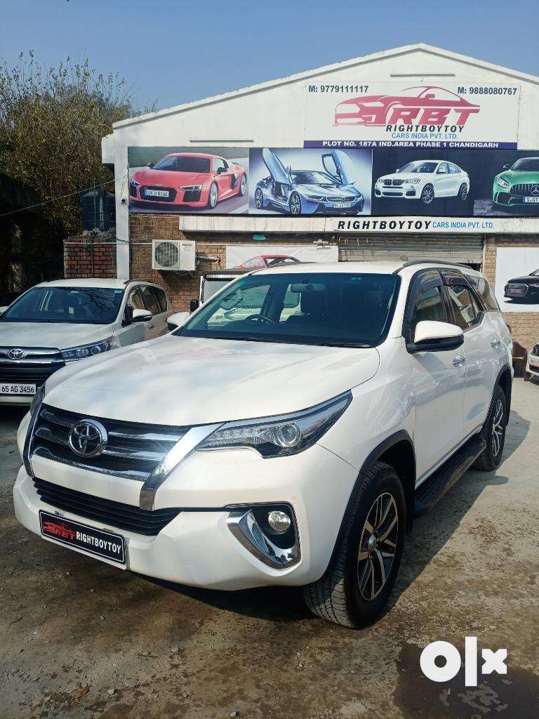 Toyota Fortuner 2.8 4X4 Manual, 2017, Diesel