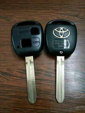 Toyota all key and remote cover available new