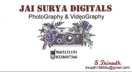 Professional Photography service at affordable cost