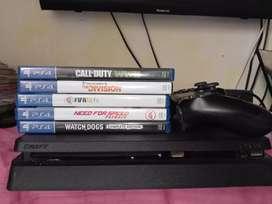 PS4 at 25000/-