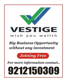 Without any Investment join business