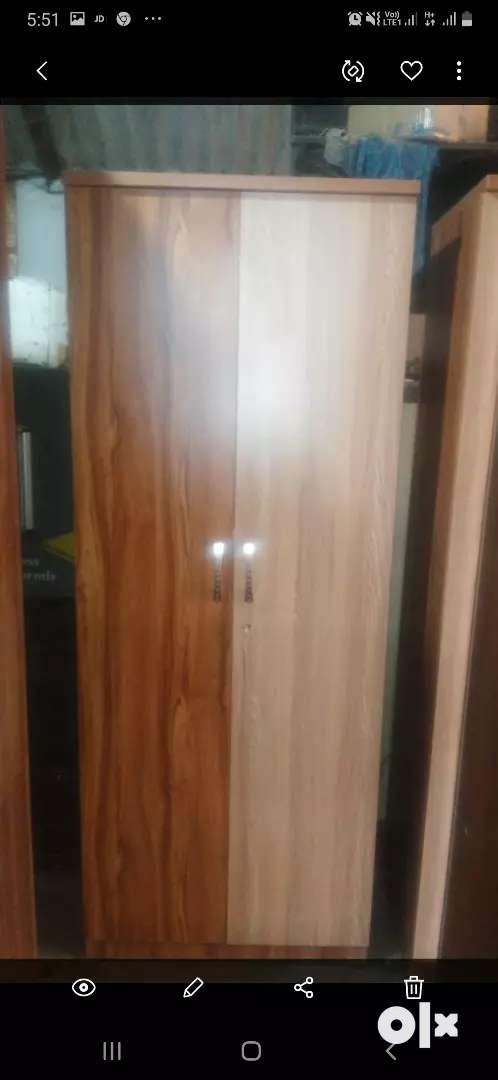 """New 2 Door Cupboard 72""""X30"""" 0"""