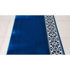 Karpet masjid impor Turki bulu terlembut pasang kebumen