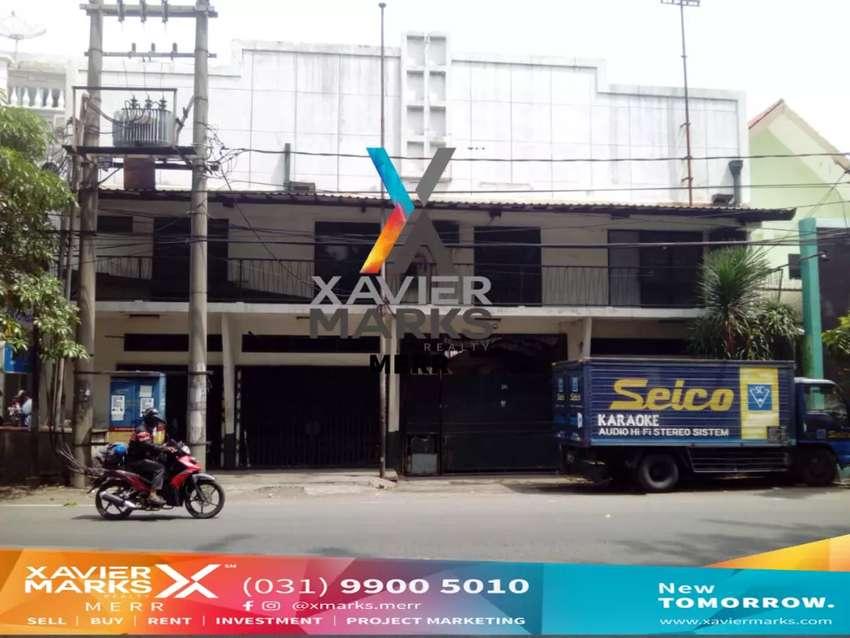 Dijual Tanah dan Bangunan lokasi bagus di Ngagel Surabaya 0