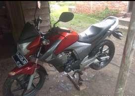 Honda Megapro thn 2012.