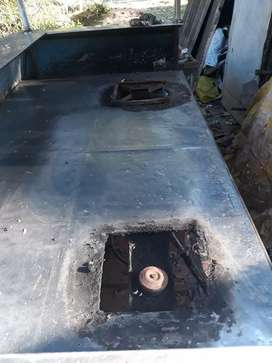 To Chinese counter Steel body