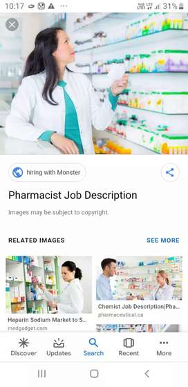 Need pharmacist licance for my medicine shop